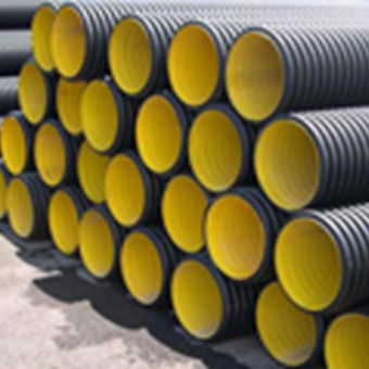 Doublewall Corrugated HDPE Pipe